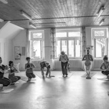 galeries  surya yoga